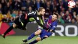 Барселона победи Еспаньол с 2:0 и е на полуфинал за Купата на Краля