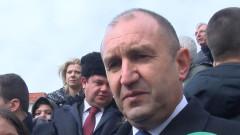 Румен Радев: Не армията, а политиците са заплаха за демокрацията у нас