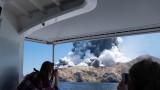 Поне пет жертви на изригналия вулкан в Нова Зеландия, очакват още загинали