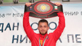 Микяй Наим достигна полуфиналите на Европейското първенство