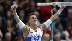 Давид Белявский с три медала от европейското по гимнастика