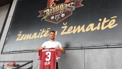 Български защитник подписа с отбор от Литва