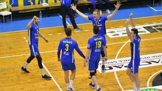 Волейболният Монтана ще играе довечера с Кладно в Чехия