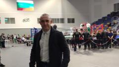 Галин Димов е новият председател на Българската конфедерация по кикбокс и муай тай