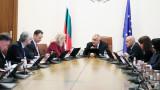 Борисов хвали ядрената ни енергетика пред американска делегация