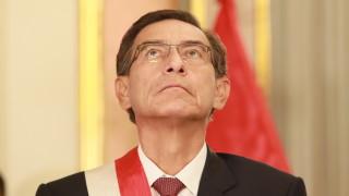 Президентът на Перу предлага референдум за парламентарния имунитет