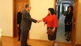 Петкова и Рубин говориха за американските централи