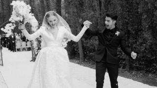 Какво празнуват Софи Търнър и Джо Джонас