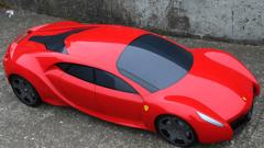 Концепцията Ferrari FSX (галерия)
