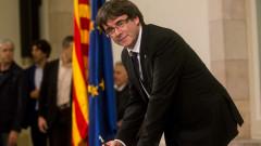 Каталуния незабавно се отделя от Испания при отнемане на автономията й