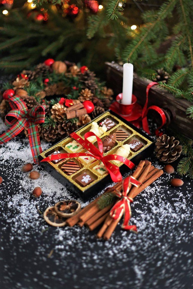 Ръчно изработени бонбони от бутик Modica Artisan Chocolates