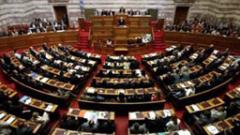 Гръцкият парламент одобри нов бюджетен план 2015-2018