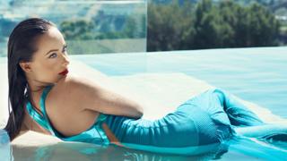 Оливия Уайлд - адски секси за Vanity Fair