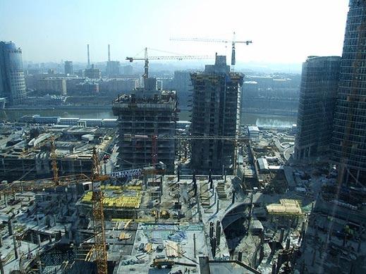 Цените на имотите в Москва чупят рекорди