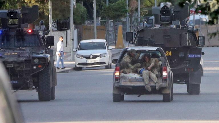 Германия спира да продава оръжие на Турция заради офанзивата в Сирия