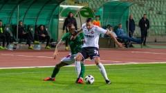 Берое - Славия 2:0, втори гол на Вандерсон
