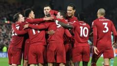 Ливърпул изравни собствения си рекорд за най-продължителна домакинска серия без загуба в Англия