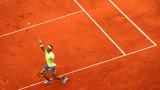 """Рафаел Надал е на финал на """"Ролан Гарос""""! Матадора мина и през Роджър Федерер по път към титлата"""