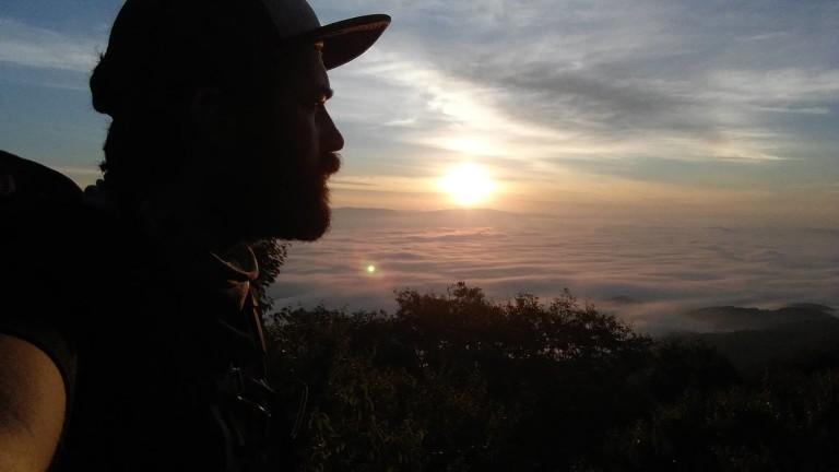 3500 км пеша през зеления тунел на Апалачите