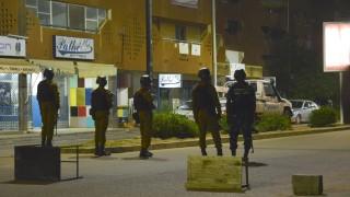 Телата на убитите в Буркина Фасо европейци пристигнаха в Испания