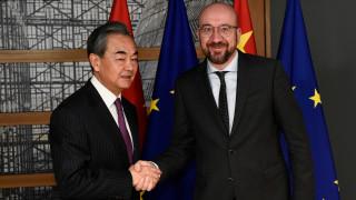 Отношенията на ЕС и Китай -  сътрудничество между две основни световни сили