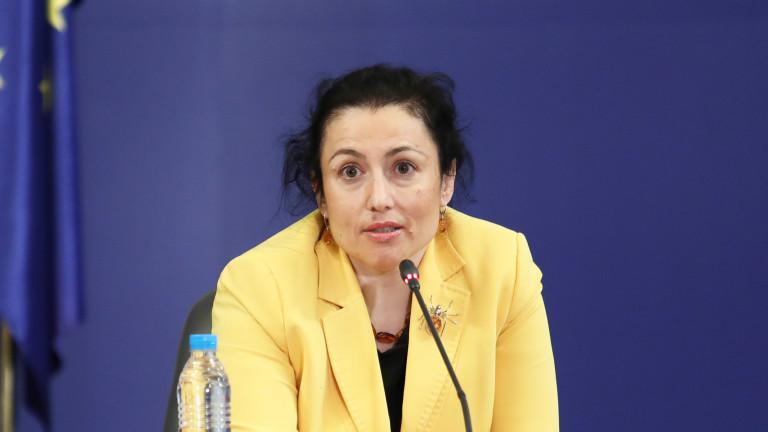 Десислава Танева: Няма квоти и дискриминация за стоките в търговските вериги