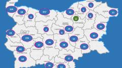 1594 станаха случаите на COVID-19 у нас, 72 са смъртните случаи
