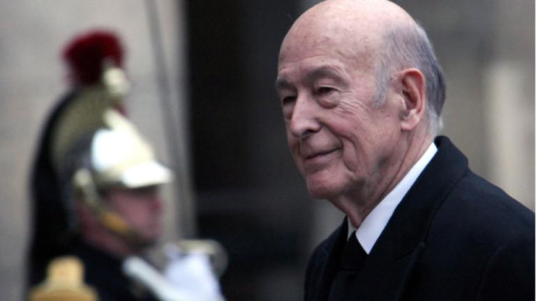 Във Франция почина бившият президент на страната Валери Жискар д`Естен.