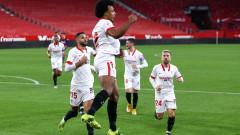 Севиля взе комфортен аванс срещу Барселона за Купата на краля