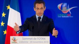 Саркози: Заплахата е Иран