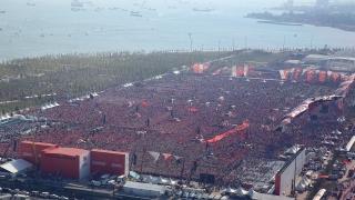 Касим Дал на митинга в Истанбул по лична покана на Ердоган