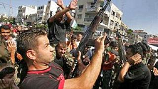 Бомби и снаряди изчезнали от Газа