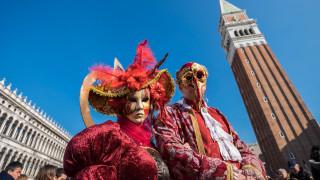 Магията на карнавала във Венеция