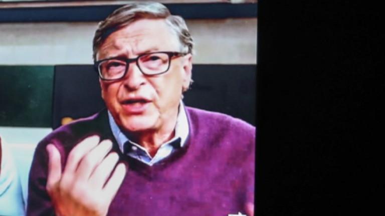Бил Гейтс за пандемията: До пролетта ще се върнем към нормалността