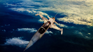 Бразилски изтребител F-5 се е разбил до Рио де Жанейро