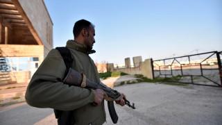 Подкрепяните от САЩ милиции контролират сирийско-иракската граница