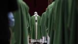 Папата призова за тотална война срещу педофилията