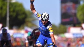 Ив Лампарт спечели втория етап от Ла Вуелта 2017