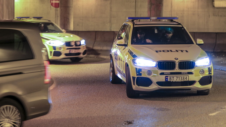 Заподозреният в терористични дейности, убийства и опит за убийство, норвежецът