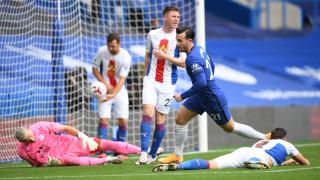 Бен Чилуел повлече крак за разгрома на Челси срещу Кристъл Палас