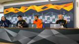Пауло Фонсека: ЦСКА показва своята идентичност, отборът има развитие при Акрапович