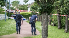 Осем ранени при стрелба край джамия във Франция