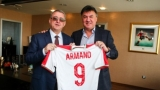 Борислав Михайлов прие футболен шеф в кабинета си