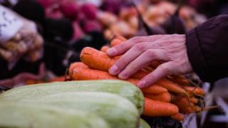 По-евтини зеленчуци на пазара