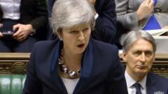Мей пред депутатите: Гласувате за Брекзит без сделка и отлагане, ако няма споразумение