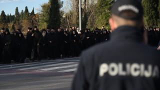 В Черна гора протестират срещу Законопроекта за свобода на вероизповедания