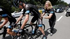 Фрум остава лидер след нова етапна победа
