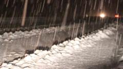Реки и язовири преливат, прекъснати са пътища, наводнени са къщи