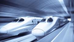 Китай разработва нов влак, достигащ 600 км/ч