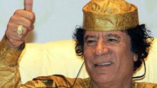 Вълна от недоволство преди визитата на Кадафи в САЩ